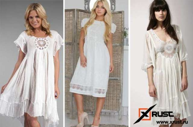 Бохо-стиль: модные тенденции