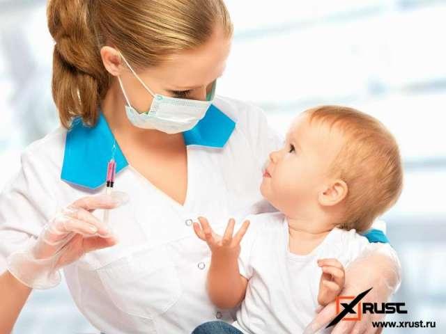 Не повредит ли ребенку прививка