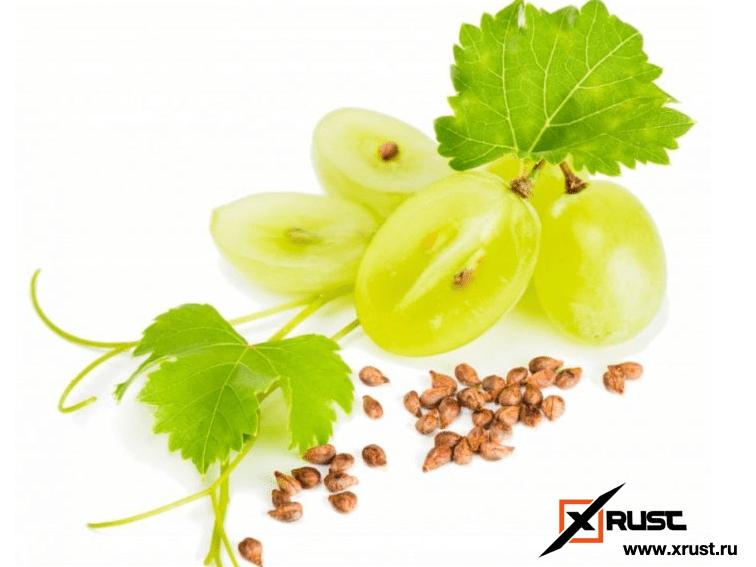 Употребляйте виноград вместе с косточками!