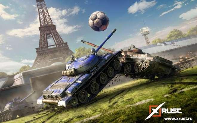 Регистрация и начала игры в World of Tanks