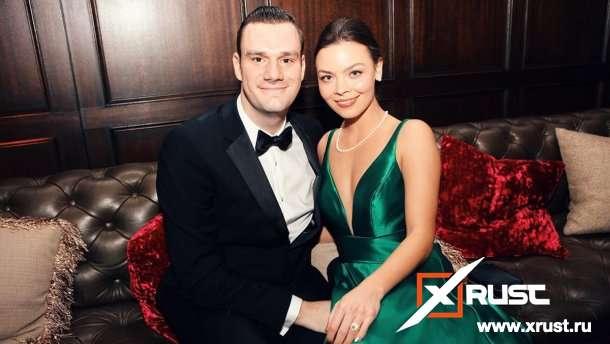 Сын основателя Playboy взял в жены актрису