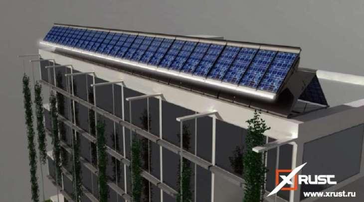 Уфа толкает жителей в зеленую энергетику