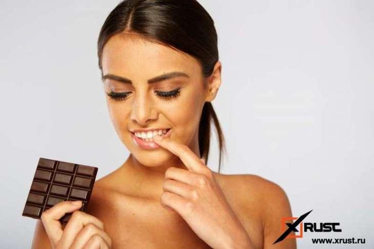 Любители шоколада дольше не стареют