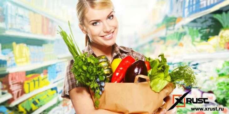 Сколько тратят на продукты жители разных стран
