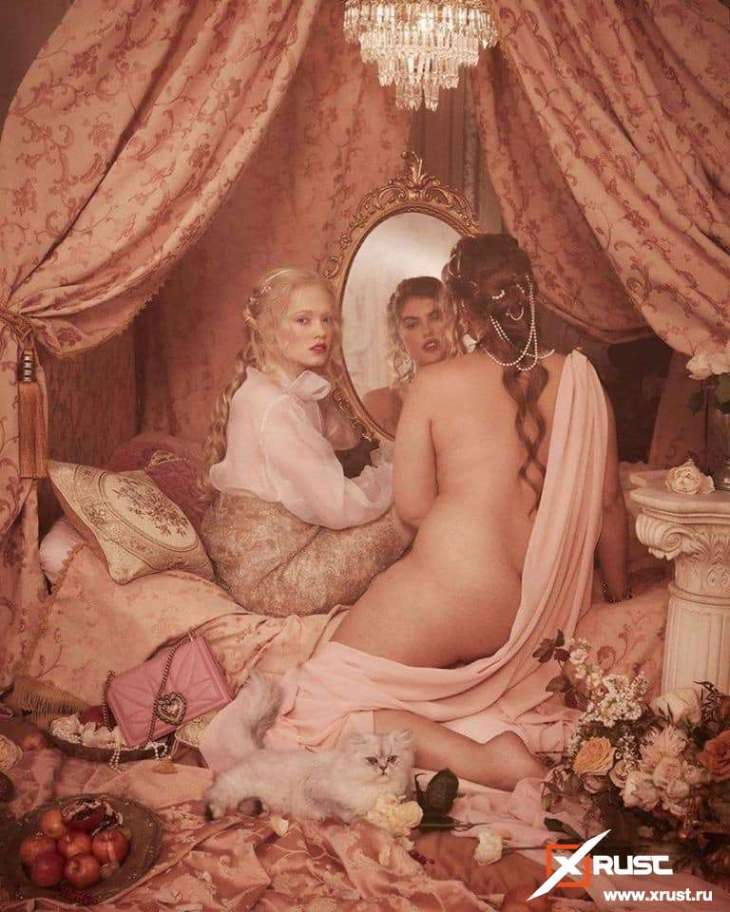 Ожившие полотна Рубенса в рекламной кампании Dolce & Gabbana