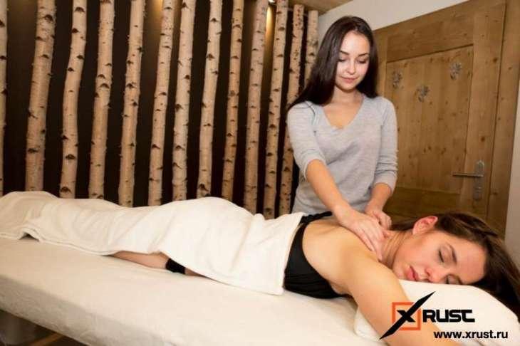 Популярные виды массажа