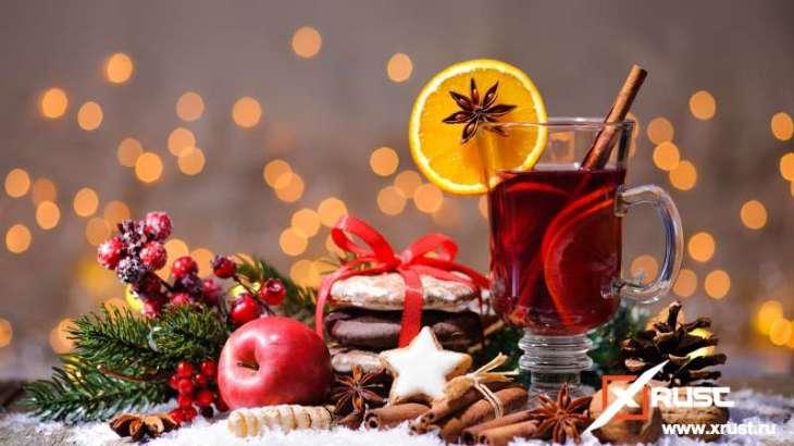 Рецепты «зимнего чая»