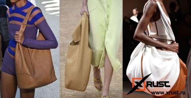 Какие сумки будут в моде этой весной?
