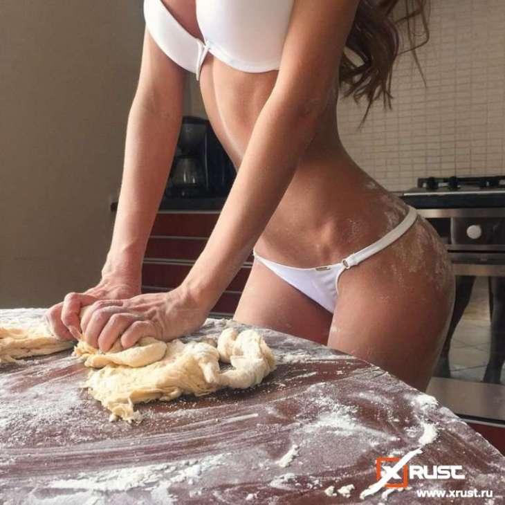 Рецепт приготовления ананасового пирога в мультиварке