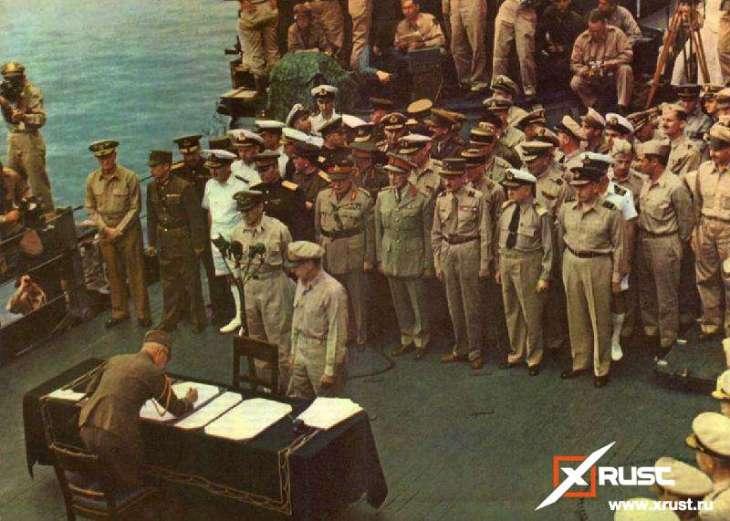 Определена новая дата окончания Второй мировой войны