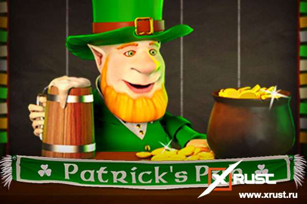 Слот Patrick's Pub на сайте казино Джокер: описание, секреты, особенности