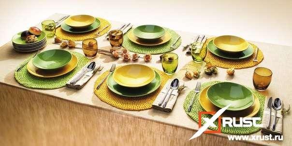 Какой цвет посуды выбрать для похудения