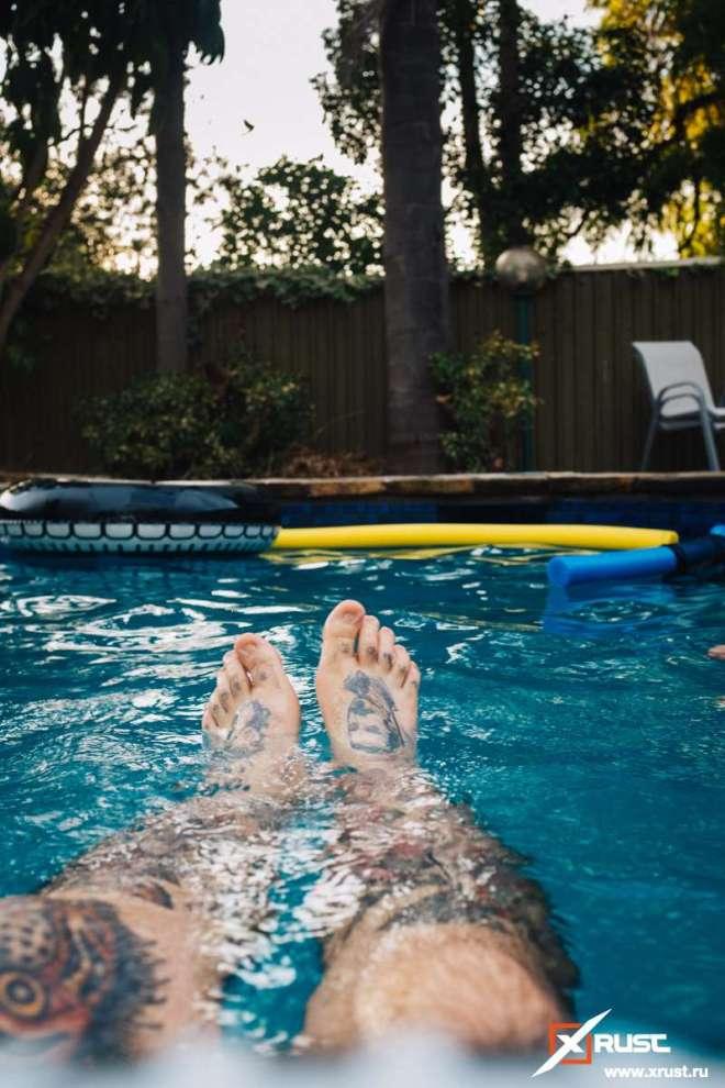 Распродажа бассейнов в интернет-магазине vashbas.com