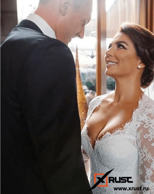Анна Седокова: замуж в третий раз