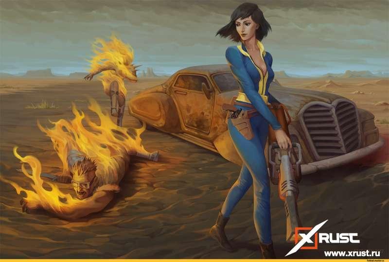 """Как пройти """"Fallout 2"""", секреты игры"""
