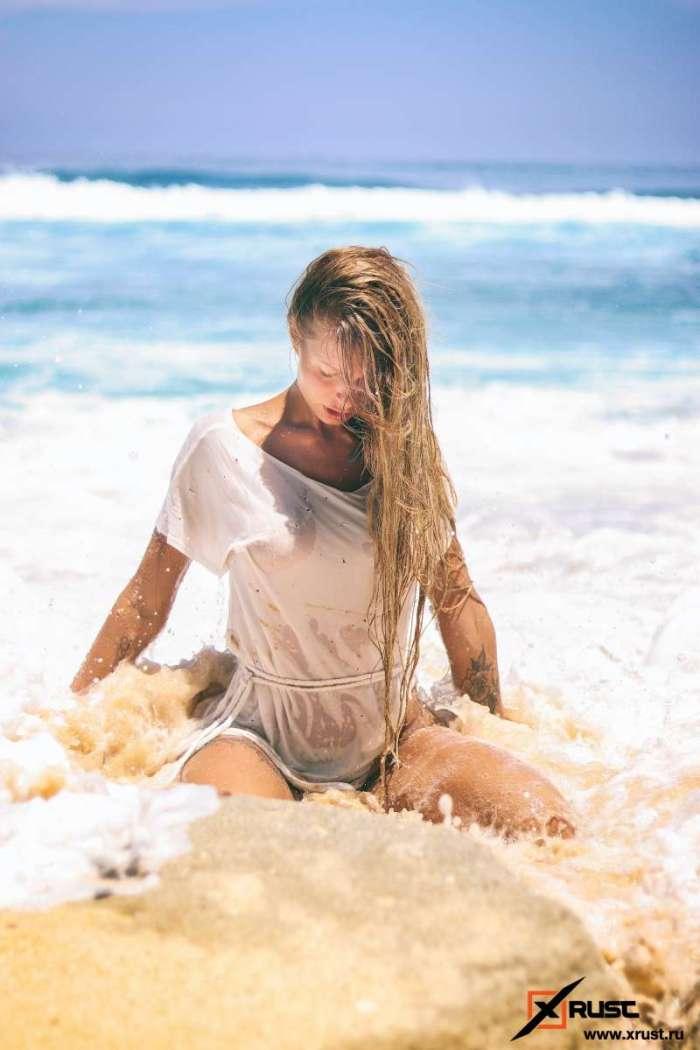 Танькины истории: пляжный роман