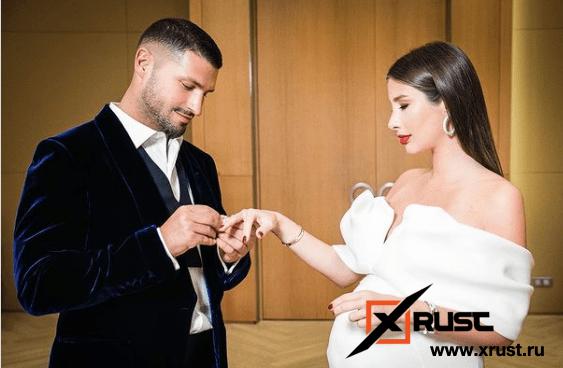Кети Топурия вышла замуж за дипломата