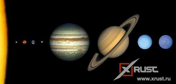21 декабря в 17:35 спешите увидеть соединение двух планет