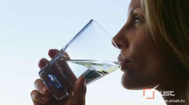 Противопоказания: привычка выпивать стакан воды утром