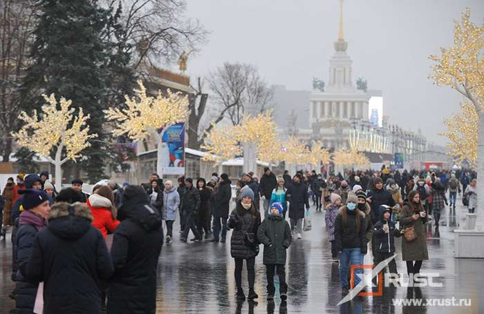 Население России снизилось на 500 тысяч