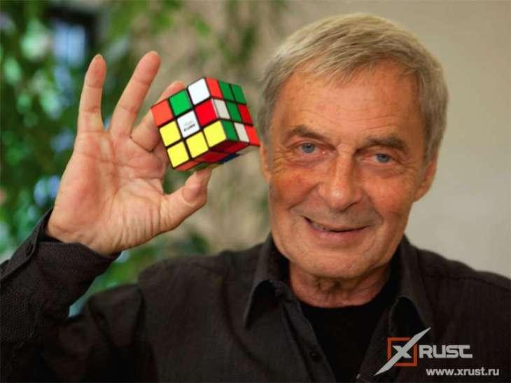 О кубике Рубика снимут фильм