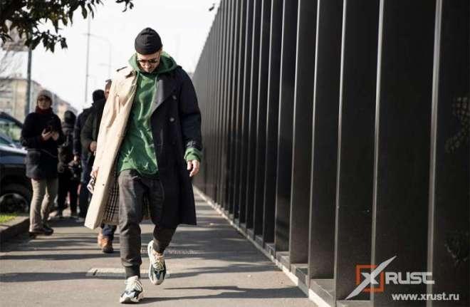 Streetwear-бренды мужской одежды