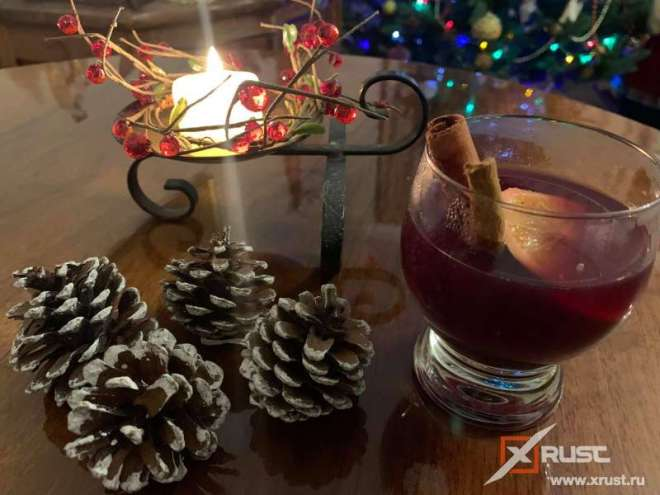 Напиток греющий душу: готовим глитвейн