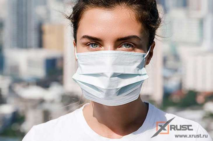 Создана убивающая коронавирус маска
