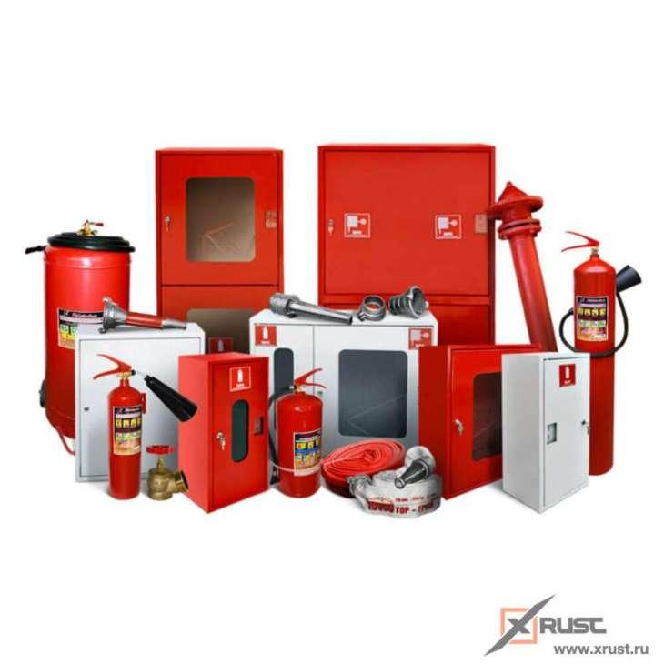 Пожарное оборудование - основа пожарной безопасности