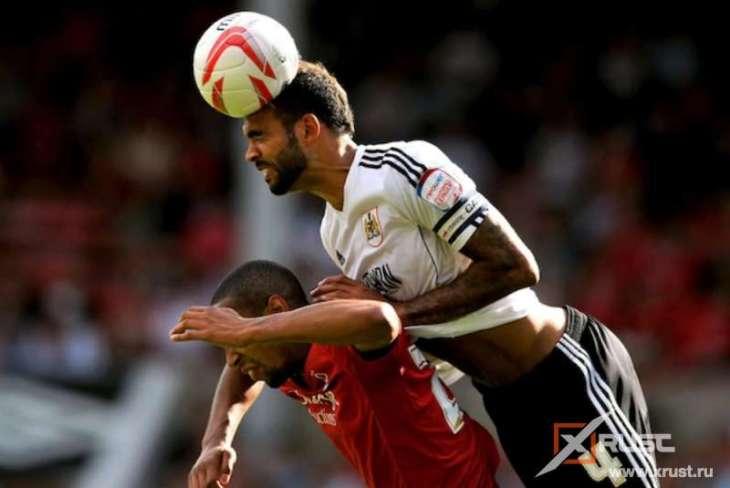 Футбол – удары головой изучили медики