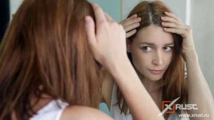 Волосы седеют не навсегда
