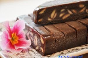 σοκολάτα ταχίνι