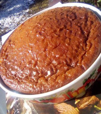 Κέικ με σιρόπι