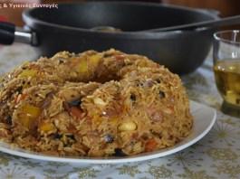 ρύζι-με-μανιτάρια-και-πιπεριές