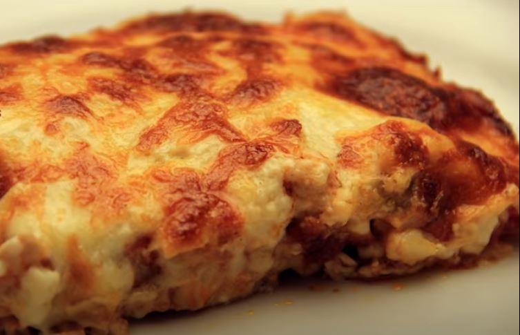 Κοτόπουλο με πατάτες σε σάλτσας μπεσαμέλ - Η Μαγειρική ανήκει σε όλους