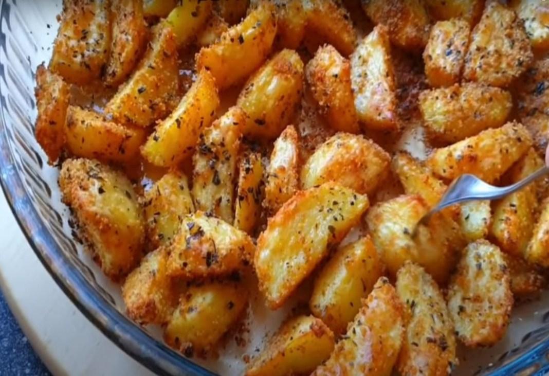Πατάτες Φουρνου