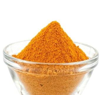 Σκόνη πορτοκαλιού