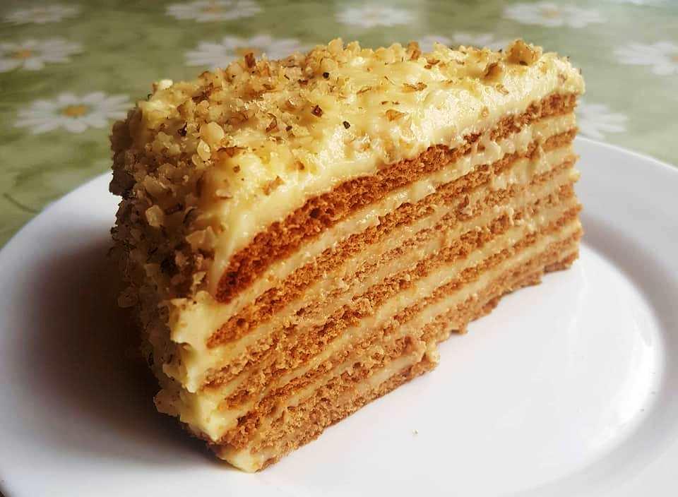 Κέικ μελιού
