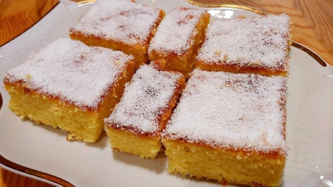Κέικ Πορτοκάλι, ζουμερό