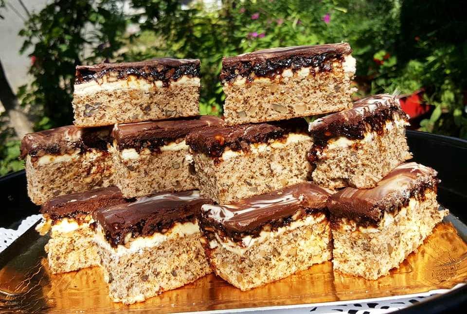 Κέικ Snickers