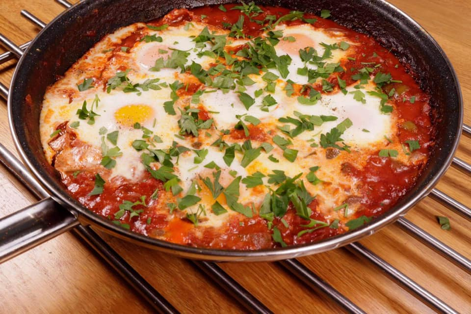 Σαγανάκι Αυγών