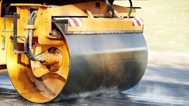 Asphalt Pavement - Xsealer