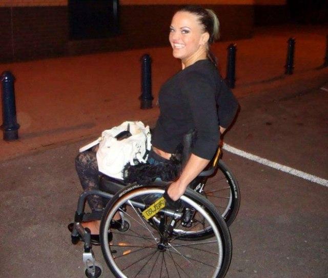 Paraplegic Woman Porn