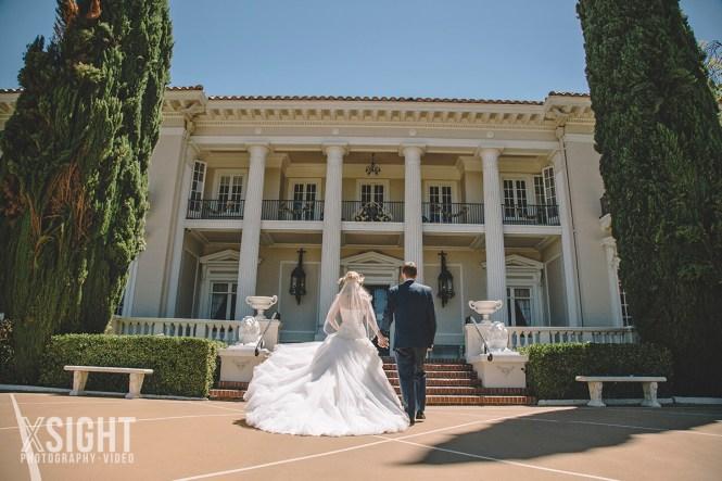 Beautiful Oak Ridge Winery Wedding