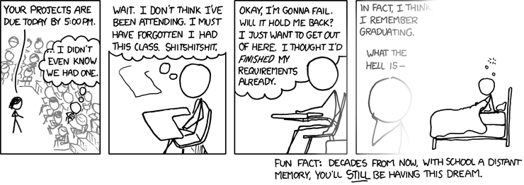 XKCD - Students