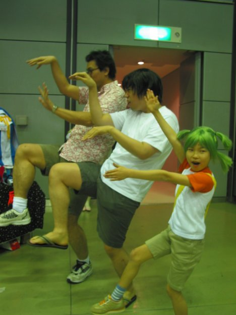 Yotsuba& (Jumbo, Mr. Koiwai, Yotsuba) - ?