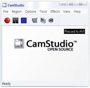 Screenshot Camstudio