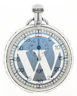 WordPress Ladezeit messen