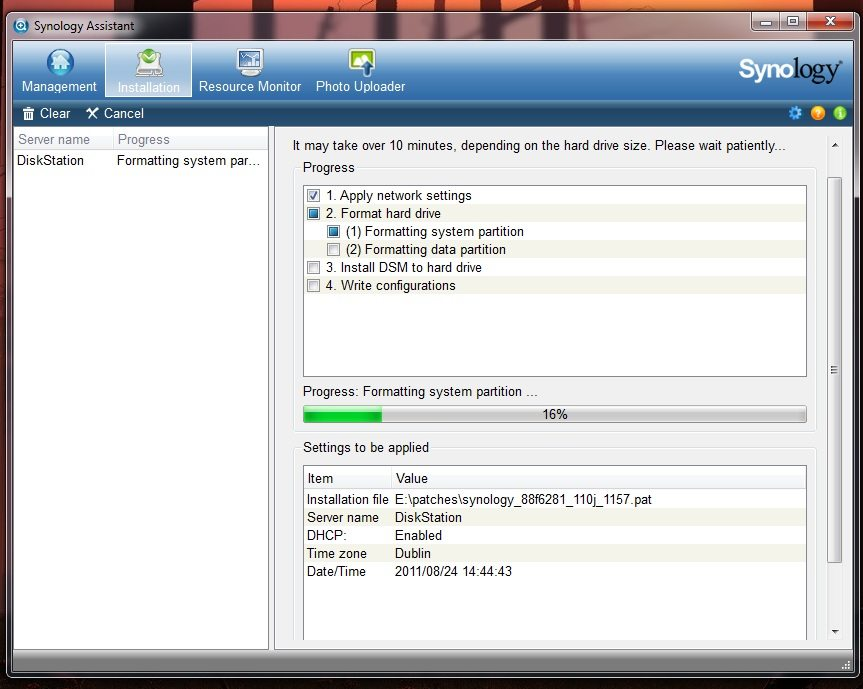 Synology DS110J NAS - Review - Storage | XSReviews - Part 4