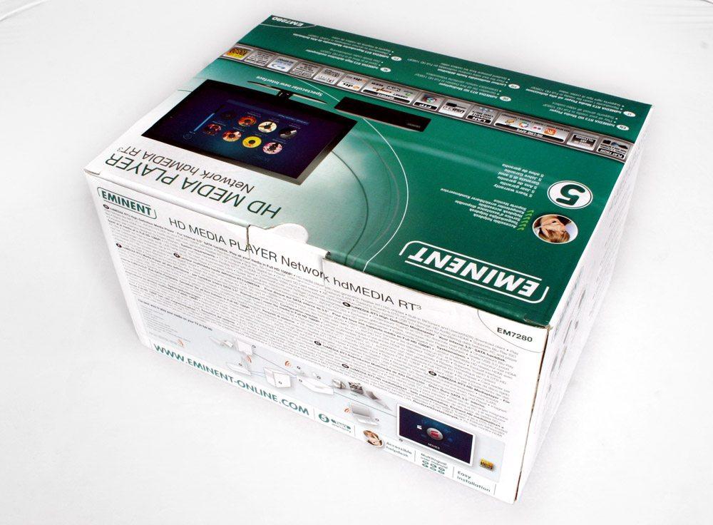 Eminent EM7280 Media Player Driver for PC